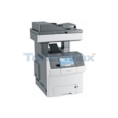 Lexmark X-736de